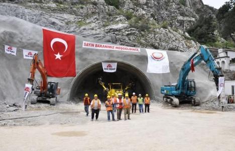 Amasya Ferhat Tüneli