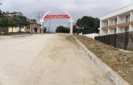 Bülent Ecevit Üniversitesi Alaplı Kampüsü yenileniyor!