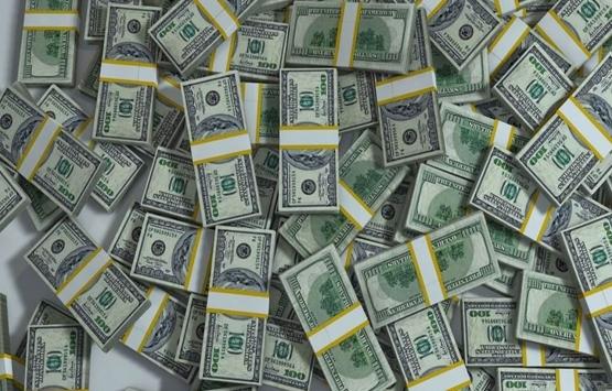 Rusya'nın uluslararası rezervleri 596 milyar dolara çıktı!