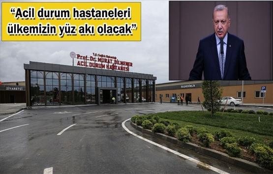 Yeşilköy ve Arnavutköy'deki salgın hastaneleri açıldı!