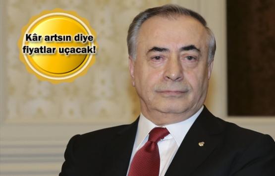 Riva ve Florya projesinde hedef zengin Galatasaraylılar!