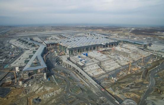 3. havalimanı 225 bin kişiye istihdam sağlayacak!