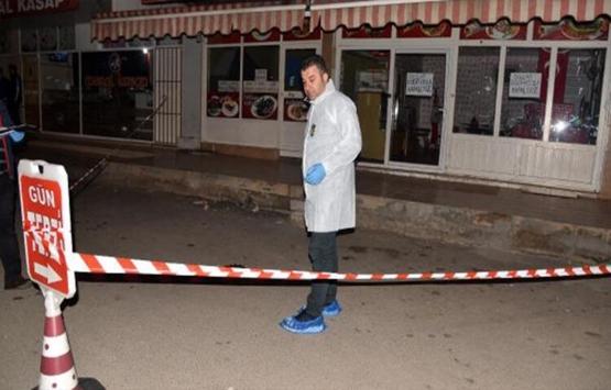 Antalya'da dükkan sahipleri arasında kavga çıktı!