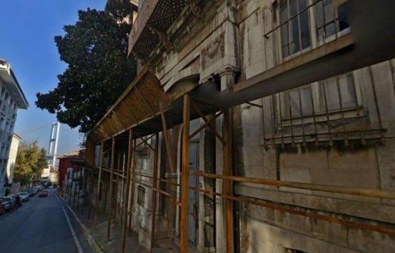 Beşiktaş'taki Musevi yetimhanesi