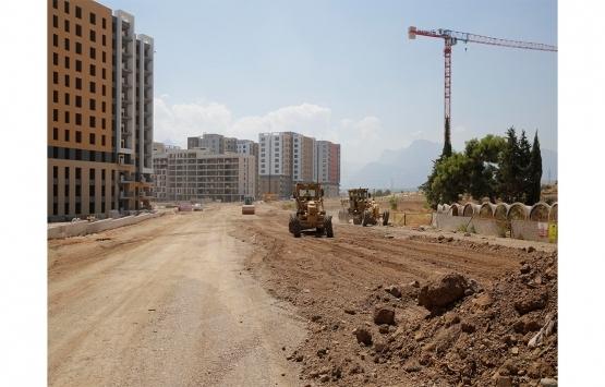 Antalya Kepez-Santral Mahalleleri dönüşüm projesinde son durum ne?