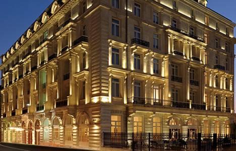 Pera Palace Hotel'in geliri restorasyon çalışmasından sonra yüzde 50 arttı!