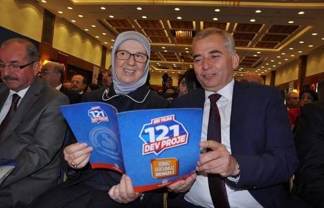 Osman Zolan'dan Denizli'ye 121 proje!