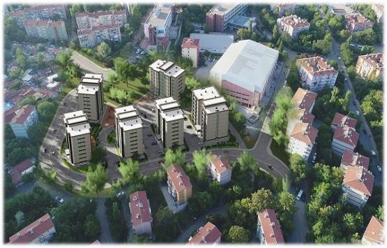 TOKİ Tozkoparan kentsel