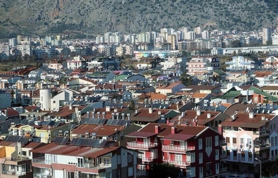 Türkiye'de konut fiyatları yüzde 2.6 arttı!