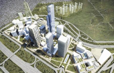 İstanbul Finans Merkezi'nin sosyal alan inşaatı başlıyor!