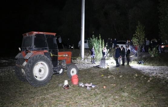 Kütahya'da arazi kavgası: 1 ölü 1 yaralı!