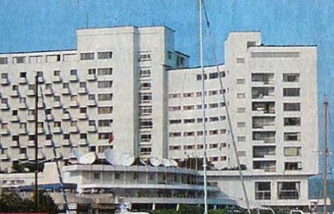 1995 yılında Tarabya Oteli, Yaşargil Beyin Merkezi olacakmış!