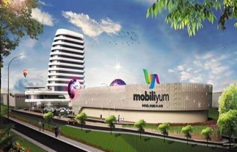 Mobiliyum AVM hizmete