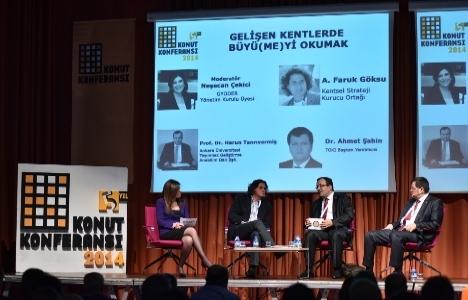 5 büyük kente ait veriler Konut Konferansı'nda açıklandı!