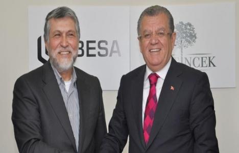 BESA Grup'tan Ankara'ya