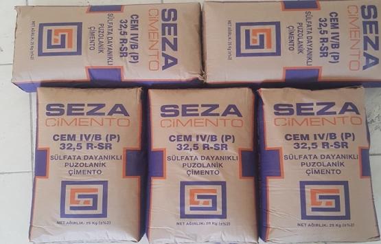 Seza Çimento Elazığ'da üretime başladı!
