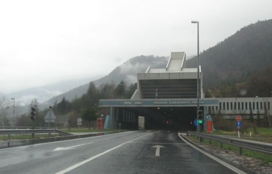 Karavanke Tüneli'ni Cengiz İnşaat yapacak!