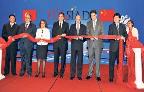 Türkiye-Çin İş Forumu