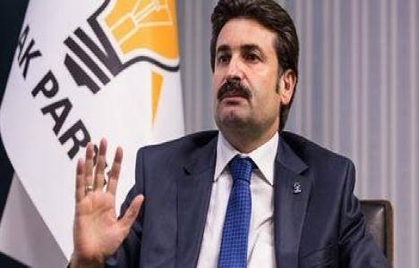 Ayhan Sefer Üstün'den kaçak yapılaşmaya tepki!