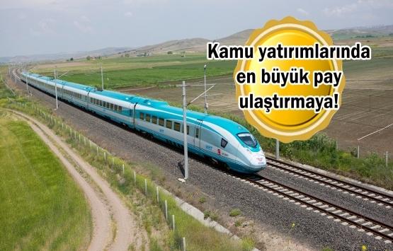 hızlı tren projeleri 2020 yatırım