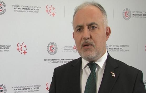 Türk Kızılay Afrika'da ilk ofisini Senegal'de açıyor!
