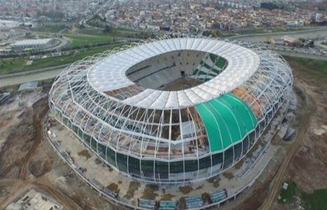 Timsah Arena Stadı'nda