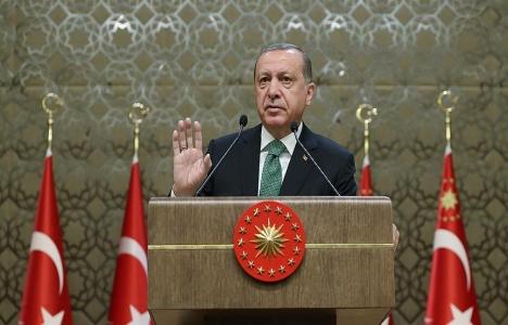 Cumhurbaşkanı Erdoğan: AKM