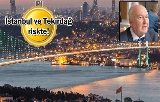 Ahmet Ercan'dan korkutan açıklama! O fayda yıkıcı deprem bekleniyor!