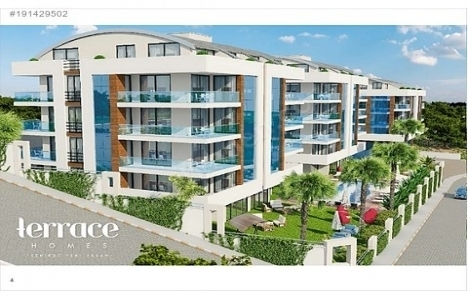 Terrace Homes Alanya