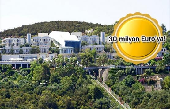 Kervansaray'ın Bodrum'daki oteli satıldı!