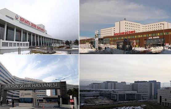 Trabzon Şehir Hastanesi'nin 1.1 milyar TL'lik ihalesini Kalyon İnşaat aldı!