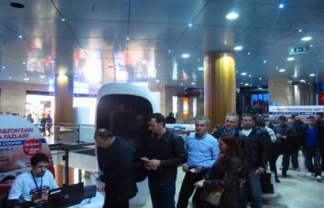 Forum Trabzon Mini Cooper kampanyası tüm hızıyla devam ediyor!