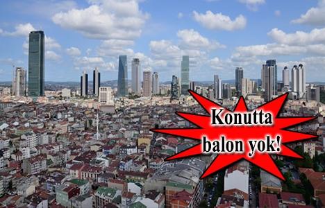 Türkiye'de konut fiyatları 5 yılda yüzde 35 arttı!