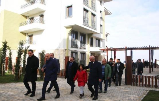 TOKİ Karaman'da 515 konutun teslimi başladı!