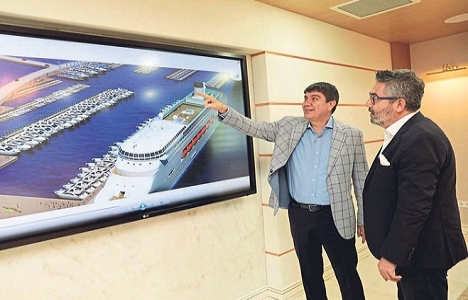 Antalya'nın mega projelerinde