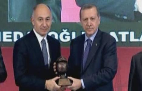 Cumhurbaşkanı Erdoğan, Erman