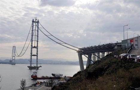 İzmit Körfez Geçiş Köprüsü için geri sayım başladı!