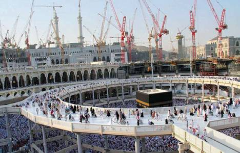 Mescid-i Haram'da genişletme