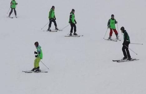Palandöken'de nisan ayında kayak keyfi!