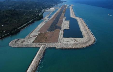 Ordu-Giresun Havalimanı yurt dışı seferleri bu yıl başlayacak!