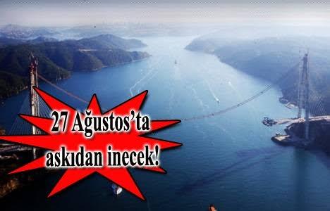 Kuzey Marmara Otoyolu Beykoz ve Sarıyer bağlantı yolları imar planı askıda!