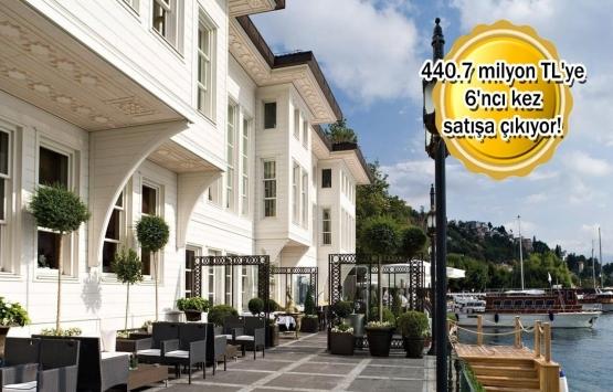 Hotel Les Ottomans Aralık ayında yeniden satışta!