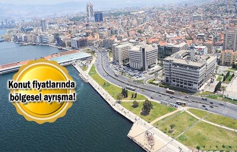 İzmir konut fiyat