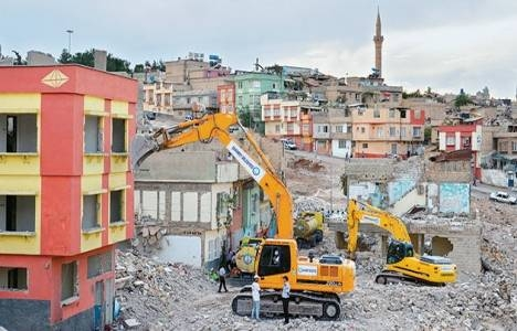 Bursa Yıldırım'da 31 kaçak yapı yıkıldı!