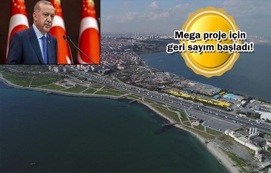 Kanal İstanbul tarihe damga vuracak!
