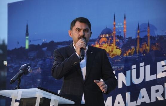 İstanbul'da yeni bir