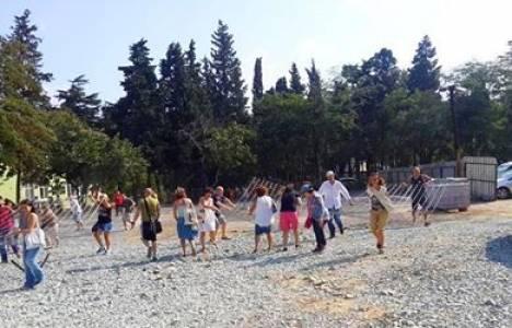 Tarihi Validebağ Korusu'na otopark projesi yargıya taşındı!
