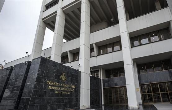 Merkez Bankası'nın resmi rezerv varlıkları ekimde arttı!