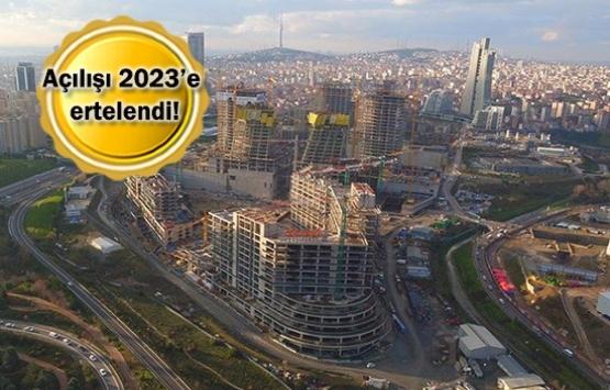 İstanbul Uluslararası Finans Merkezi'nde revizyona gidiliyor!