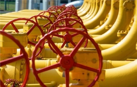 İran'dan doğalgaz akışı